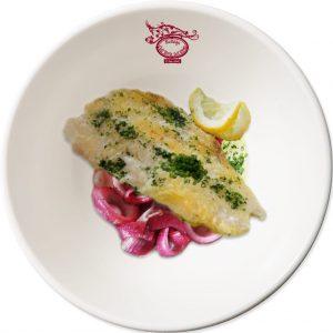 Filetti di pesce bianco al forno